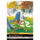 Rip Van Winkle And The Legend Of Sleepy Hallow Plus Audio Cd [Książka Z Płytą Cd] (opr. miękka)