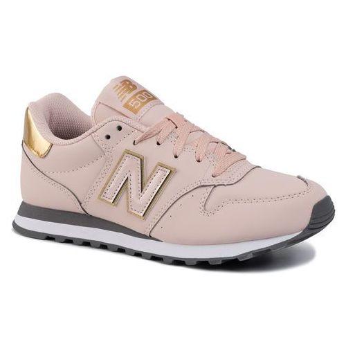 Sneakersy NEW BALANCE - GW500HGR Różowy, kolor różowy