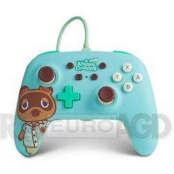 PowerA Switch Pad przewodowy Animal Crossing Tom Nook
