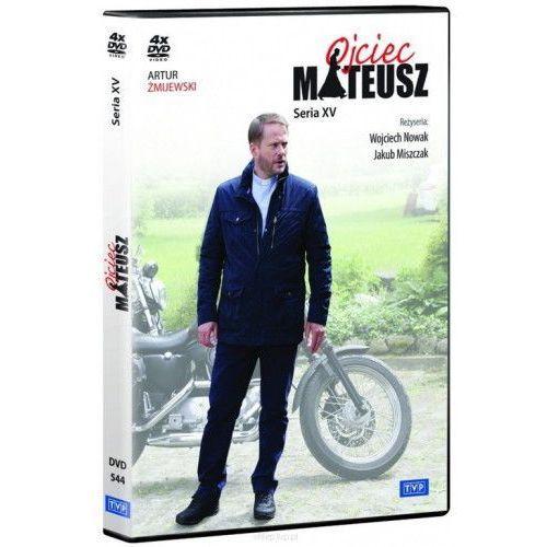 Tvp Ojciec mateusz. seria 15 (4 dvd) (płyta dvd)