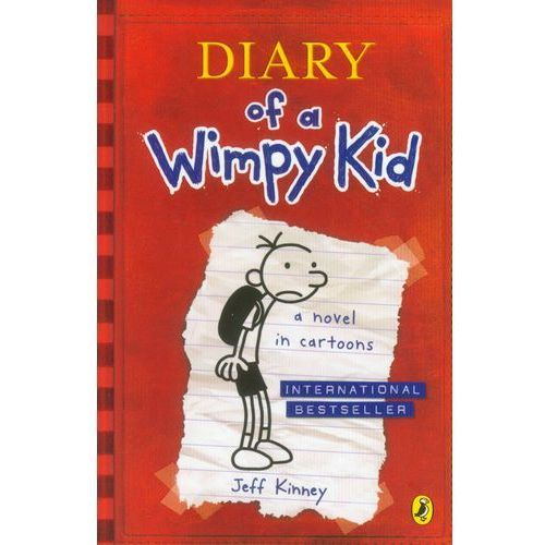 Diary of a Wimpy Kid, Puffin Books