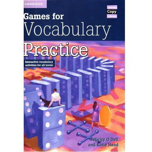 Games For Vocabulary Practice (120 str.)