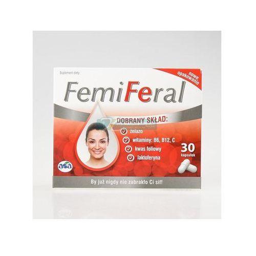 Kapsułki FemiFeral, kaps., 30 szt