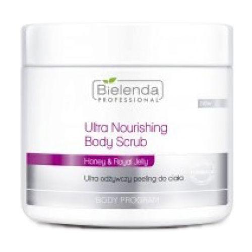 Bielenda professional ultra nourishing body scrub ultra odżywczy peeling do ciała - Super promocja