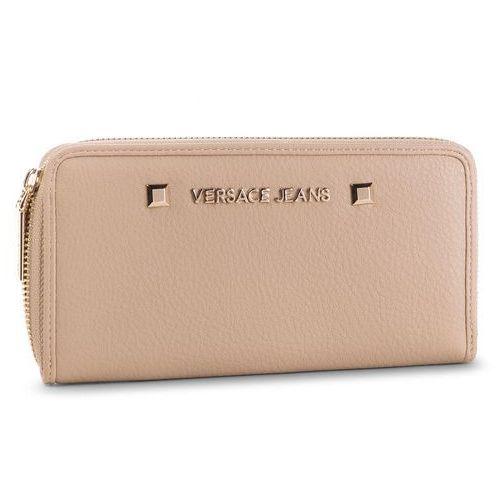 92ac1807e04a9 Duży portfel damski - e3vtbpa 70880 723 marki Versace jeans - Zdjęcie