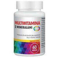 Multiwitamina z minerałami x 60 tabletek
