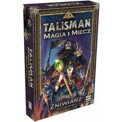 Gra talisman magia i miecz dodatek- żniwiarz marki Galakta