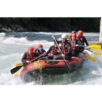 Rafting po Dunajcu – trasa adrenalina dla 4 osób