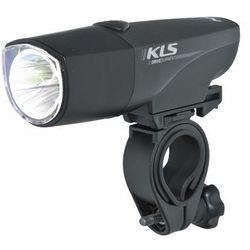 Kellys Lampka revolt 42lm przednia czarna bardzo wydajna lampka do codziennego użytku