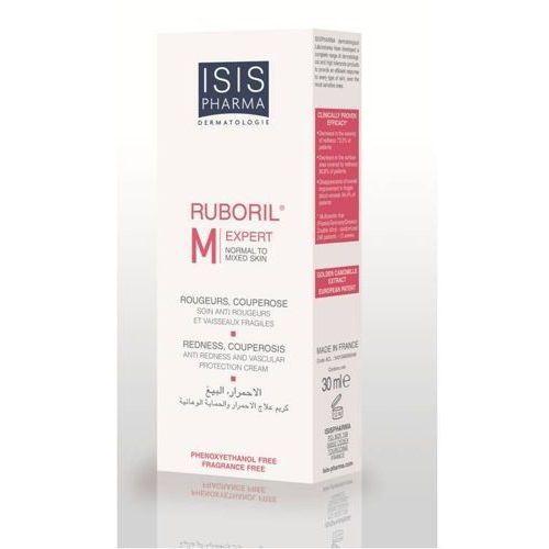 Ruboril expert m krem do skóry naczynkowej 30ml cera mieszana i normalna Isispharma