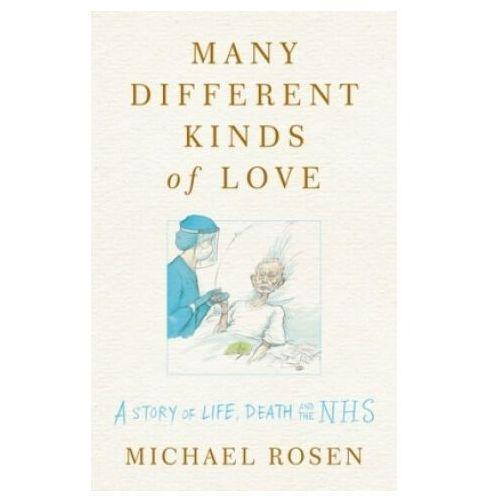 Many Different Kinds of Love - Rosen Michael - książka, oprawa twarda