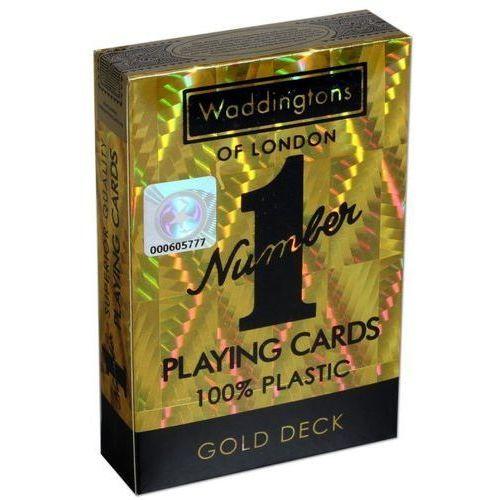 Winning moves Karty waddingtons no.1 gold