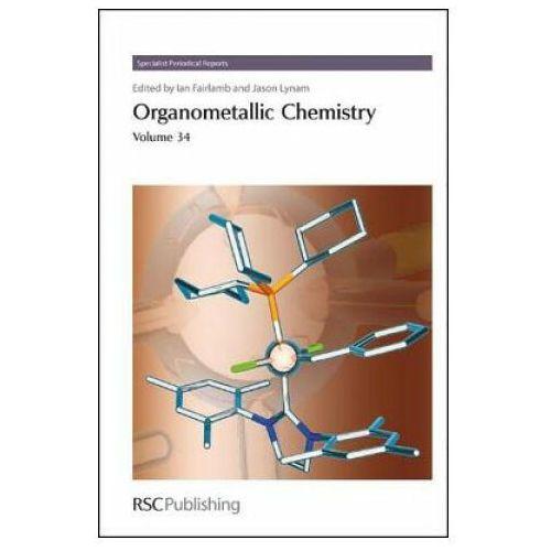 Organometallic Chemistry, oprawa twarda