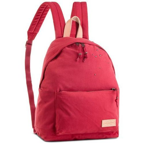 ce62b04434fe6 Eastpak Plecak EASTPAK - Padded Sleek'R EK46D Studded Rose 69U, kolor  czerwony