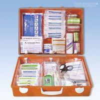 Specjalne apteczki pierwszej pomocy, dostosowana do ryzyka zawodowego, zawartość marki Unbekannt