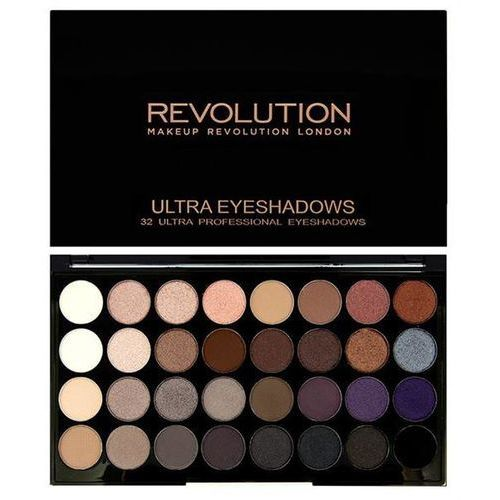 Ultra eyeshadows affirmation paleta 32 cieni 16g Makeup revolution