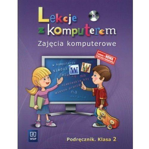 Lekcje z komputerem 2 podręcznik z płytą CD (64 str.)