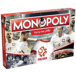 Monopoly. reprezentacja polski pzpn marki Hasbro