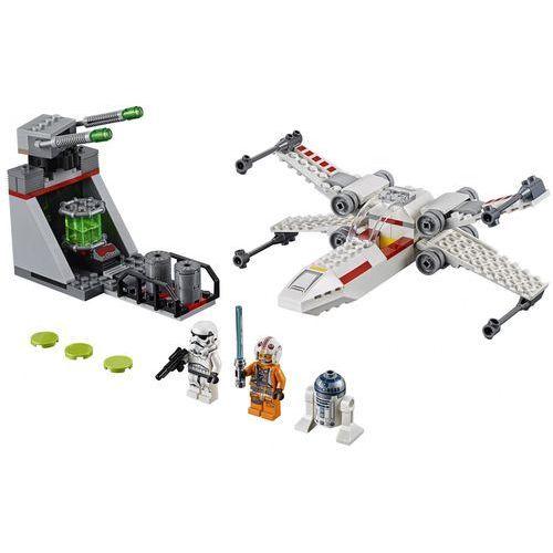 75235 ATAK MYŚLIWCEM X-WING - KLOCKI LEGO STAR WARS