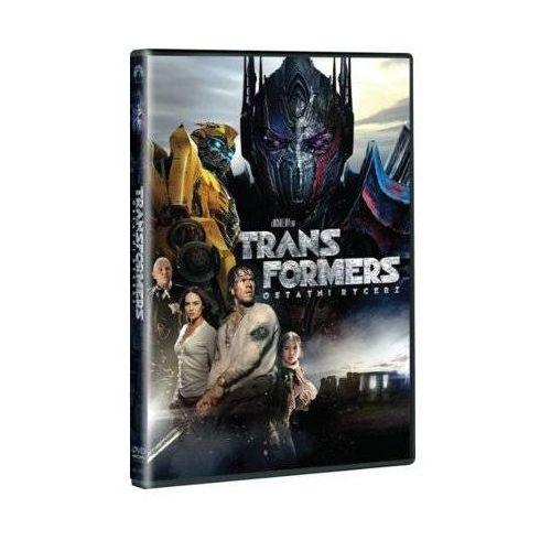 Imperial cinepix Transformers: ostatni rycerz (książeczka+dvd) - michael bay. darmowa dostawa do kiosku ruchu od 24,99zł