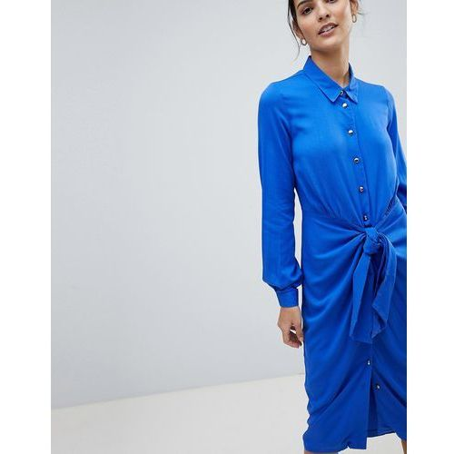 c98bf4fda9 Closet shirt dress - blue (Closet London) - sklep SkladBlawatny.pl