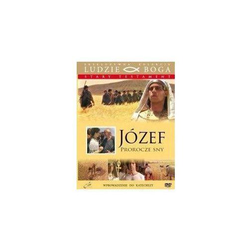 Praca zbiorowa Józef - prorocze sny + film dvd - józef + film dvd