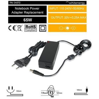 Zasilacze do laptopów Whitenergy ELECTRO.pl