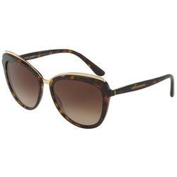 Okulary przeciwsłoneczne Dolce & Gabbana OptykaWorld