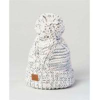 czapka zimowa RIP CURL - Flecker Pom-Pom Beanie Beige (1) rozmiar: OS