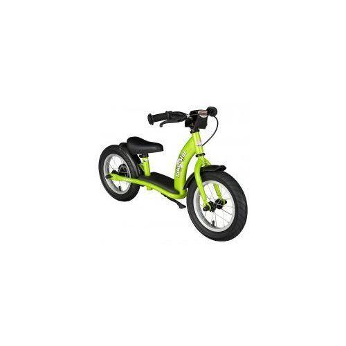 """Bikestar Rowerek biegowy 12"""" xl  germany classic kolor zielony"""