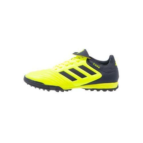 Adidas Performance COPA TANGO 17.3 TF Korki Turfy solar yellow/legend ink, DWL86