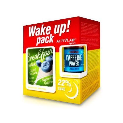 Activlab protein breakfast - 1000g + caffeine - 60caps