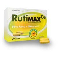Tabletki RUTIMAX Ce x 30 tabletek