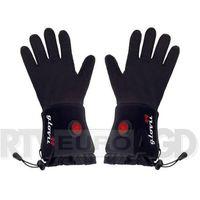 GLOVII GLBXL Ogrzewane rękawice uniwersalne (czarny)
