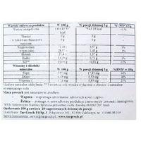 TARGROCH 100g Maca Sproszkowany korzeń macy Suplement diety