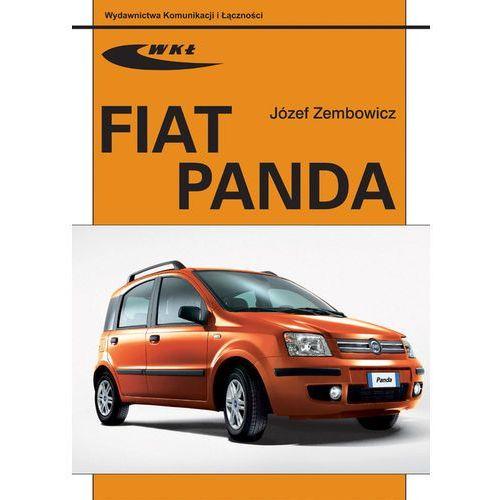Fiat Panda - Józef Zembowicz, oprawa miękka