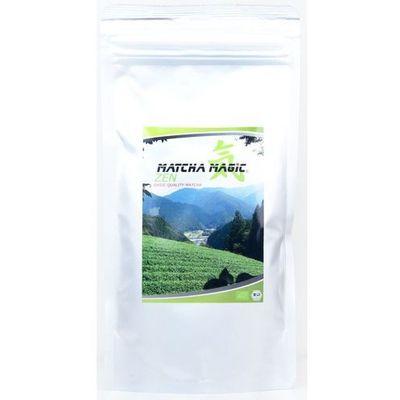 Zielona herbata MATCHA MAGIC (matcha, napój energetyzujący) biogo.pl - tylko natura