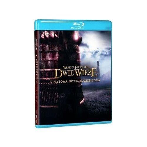 Galapagos films Władca pierścieni: dwie wieże edycja rozszerzona (wydanie 5 dysków) 7321999322571