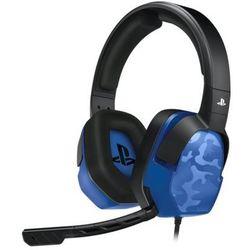 Pdp Zestaw słuchawkowy lvl.3 camo blue do ps4