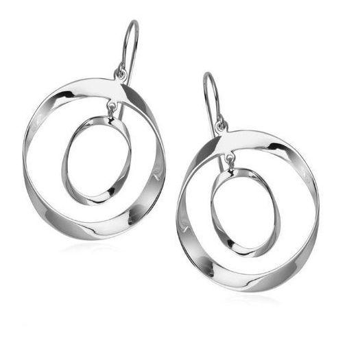 Biżuteria yes Simple – srebrne kolczyki , Biżuteria YES