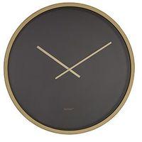 Zuiver Zegar Time Bandit, czerń/mosiądz 8500044, kolor Zuiver
