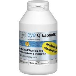 Leki na wzmocnienie wzroku i słuchu  QPHARMA Apteka Zdro-Vita