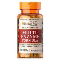 Puritan's Pride Multi-Enzyme Formula 60 tabl.