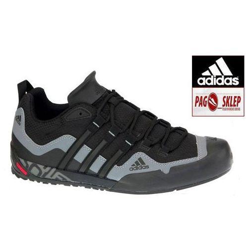 ▷ Buty TERREX SWIFT SOLO D67031 czarno szare (Adidas