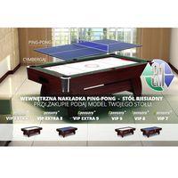 Nakładka na stół bilardowy HS 7/8 ft (ping-pong/cymbergaj)