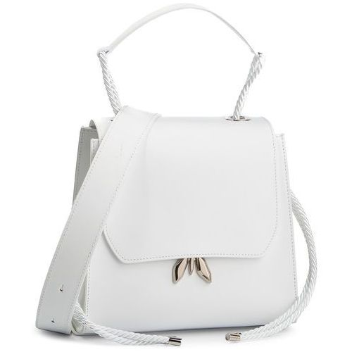 fcde5029507f3 Torebka PATRIZIA PEPE - 2V8532/A4XR-F2AO Bianco/Off White, kolor biały