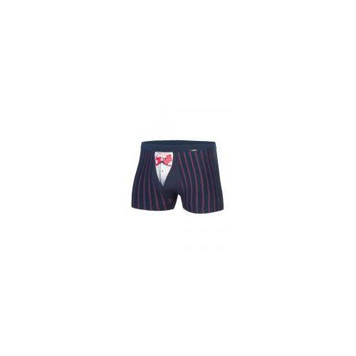 5e3c9eaaf9aed5 Bokserki męskie 007/44 Funny Bow Tie, 007/44 (CORNETTE) opinie + ...