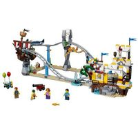 31084 PIRACKA KOLEJKA GÓRSKA (Pirate Roller Coaster) KLOCKI LEGO CREATOR