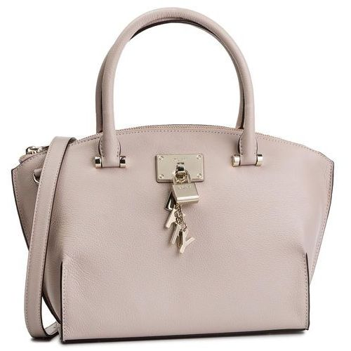240051fa16f90 Zobacz ofertę Torebka - elissa-tz satchel-pe r91dha50 iconic blush 3ib Dkny