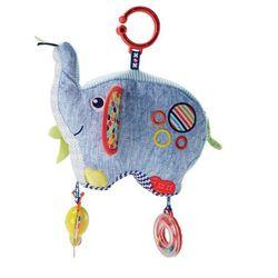 Fisher-Price Aktywizujący słonik zawieszka DYF88